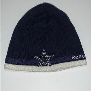 Reebok NFL Dallas Cowboys Knit Hat